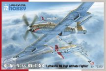 Blohm Voss BV 155B-1 'Luftwaffe 46 High Altitude Fighter' - 1/72