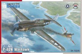 P-40N Warhawk 1/72
