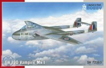 DH.100 Vampire Mk.I - 1/72