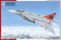 JA-37 Viggen Fighter - 1/72
