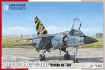Mirage F.1C/ C-200 'Armée de 'l Air' - 1/72