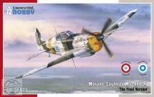 Morane Saulnier MS-410C.1 'The Final Version' - 1/72