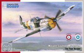 Morane Saulnier MS-410C.1 'The Final Version' - 1/72