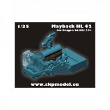 SKP 055 ENGINE FOR SdKfz 251 (Dragon Kit)  (Accessories)