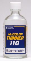 Mr. Color Thinner 110ml  (Higító )