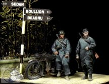 German Motorcyclists - 1/35