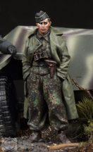 SS páncélos felderítő tiszt 2. - 1/35