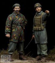 Italian Paratroopers 'Nembo Division' WW II - 1/35