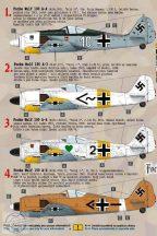 Focke Wulf FW 190A-3/A-4
