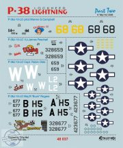 P-38 Lightning Part Two