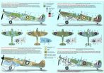 Supermarine Spitfire Mk. V, Aces, Part I