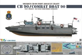 Sweden CB-90/Combat Boat 90 - 1/35