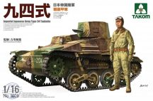 Imperial Japanese Army Type 94 Tankette - 1/16