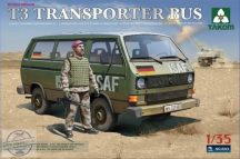Bundeswehr T3 Transporter Bus with figure