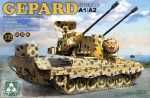 Bundeswehr Flackpanzer1 Gepard SPAAG A1/A2 2 in 1