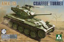 French Light Tank AMX-13 Chaffe Turret in Algerian War (1954-1962)