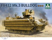British APC FV432 Mk.3. Bulldog 2 in 1.