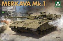 Israeli Main Battle Tank Merkava 1