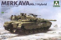 Takom - Israeli Main Battle Tank Merkava 1 Hybird