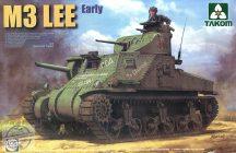 US Medium Tank M3 Lee early