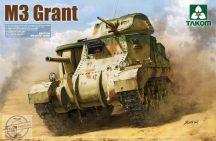 British Medium Tank M3 Grant - 1/35