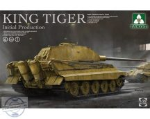 King Tiger Initial Production 4 in 1.