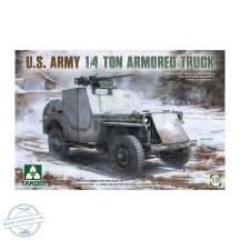 U.S.Army 1/4 Ton Armored Truck - 1/35