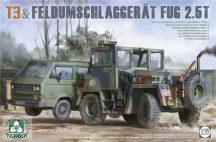 T3+ Feldumschlaggerät FUG 2.5t - 1/35