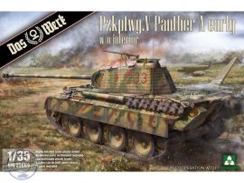 Panther Ausf.A early - 1/35 (Takom)