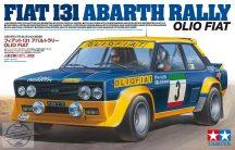 Fiat 131 Abarth Rally - Olio Fiat - 1/20