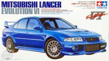 Mitsubishi Lancer Evolution - 1/24