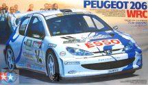 Peugeot 206 WRC - 1/24