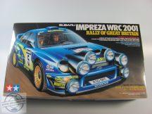 Subaru Impreza WRC 2001 Rally of Great Britain - 1/24
