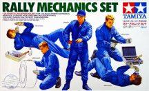 Rally Mechanics Set - 1/24