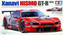 Xanavi Nismo GT-R (R34) - 1/24