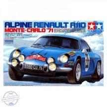 Alpine Renault A110 Monte Carlo '71 - 1/24