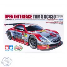 Open Interface Tom's SC430 2006 - 1/24