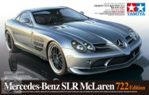 Mercedes Benz SLR 722 - 1/24
