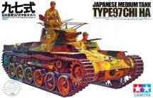 Type 97 Chi-ha - 1/35