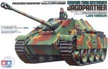 German Tank Destroyer JAGDPANTHER Late version - 1/35