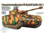 Panzerkampfwagen IV Ausf.H Frühe Version Sd.Kfz.161/1 - 1/35