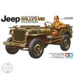 Jeep Willys MB 1/4ton 4X4 Truck - 1/35