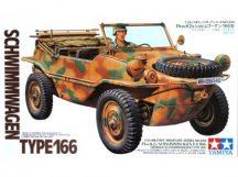 Schwimmwagen Type 166 - 1/35