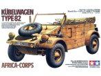 Kübelwagen Type 82 - Africa Corps - 1/35