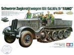 """Schwerer Zugkraftwagen 18t (Sd.Kfz.9) """"Famo"""" - 1/35"""