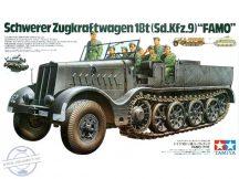 """Schwerer Zugkraftwagen 18t (Sd.Kfz.9) """"Famo"""""""