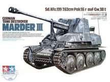 German Tank Destroyer Marder III - 1/35