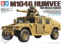 M1046 Humvee - TOW Missile Carrier - 1/35