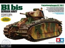 B1 Bis German Army - 1/35