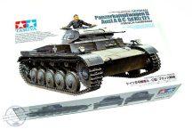 Panzerkampfwagen II Ausf.A/B/C (Sd.Kfz.121) - 1/35